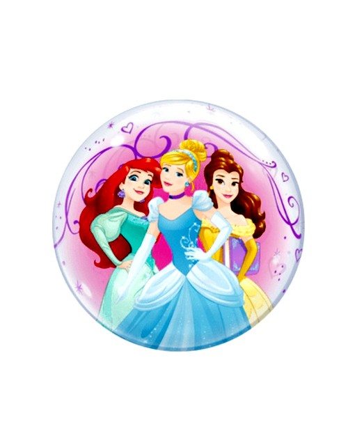 "Bubble balionas ,,Princesės"" (56 cm)"