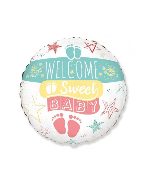 Welcome sweet baby (45 cm)